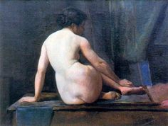 Ignacio Diaz Olano - Nude
