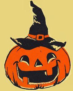 Vintage Halloween                                                       …