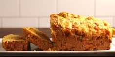 Best Italian Garlicky Bread - you'll never believe how quick this comes together.