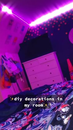 Room Design Bedroom, Room Ideas Bedroom, Girls Bedroom, Diy Bedroom Decor, Bedrooms, Indie Bedroom, Indie Room Decor, Aesthetic Room Decor, Cute Diy Room Decor