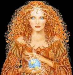Mother Earth Goddess | Mother Earth | Powerful Images