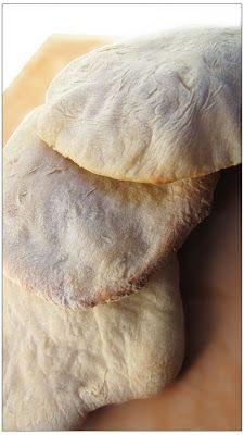 Broodmachine pitabroodjes