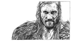 Vikings, the sexiest thing on the History channel Rollo Vikings, Viking Symbols, History Channel, Cool Drawings, Deviantart, The Vikings, Viking Warrior