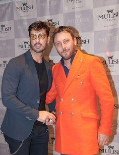 Mulish, contemporary brand maschile, durante la settimana della moda a Milano, ha presentato la collezione Primavera Estate 2016. Il Clotilde Bistrotha ha accolto l'evento sposando in pieno la filo…