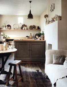 country kitchen | elle decoration