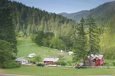 Rogue River, Oregon | Rogue River Ranch - Agness, Oregon