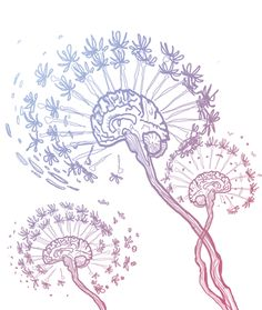 brain art - Google Search                                                                                                                                                                                 More
