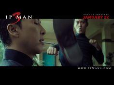 Ip Man 3 - Exclusive Movie Clip