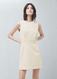 Prosta sukienka | MANGO
