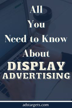 This post discusses most of the things you need to know about display advertising, how it works, how you can benefit from it and how to design great display ad campaigns to grow your online businesses. #advertisingideasmarketing #onlineadvertising #productadvertisement #advertisingideas #bestads #adsdesign Display Ads, Display Advertising, Online Advertising, Online Marketing, Digital Marketing, Youtube Advertising, Best Ads, Create Awareness, Google Ads