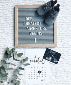 Embarazo revelan bebé crezca traje chaleco embarazo anuncio Nuevo Bebé