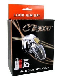 CB 3000 MALE CHASITY DEVICE*