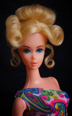 Quick Curl Barbie