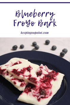 Blueberry FroYo Bark – 0 Freestyle Points