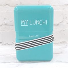 Happy Jackson 'My Lunch' Lunch Box