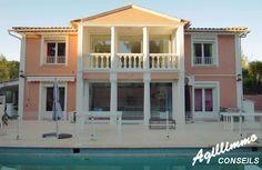 Villa 7 Pièces avec piscine - SAINT RAPHAEL