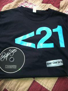 Peyton Sanders shirt, Want it<21