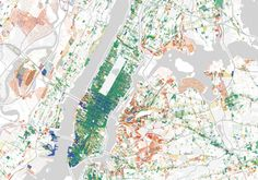 Nearly every job in America, mapped in incredible detail - The Washington Post