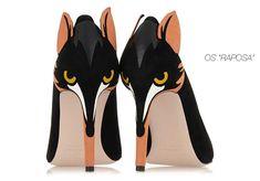 Fox Heels by Red Valentino 2015