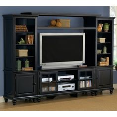 entertainment center idea