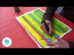 Activités artistiques Brault & Bouthillier : Château multicolore F-4