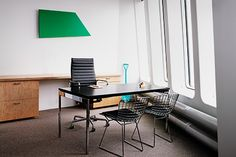 Tour Whitney Director Adam Weinberg's office space.