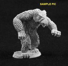 Ral Partha AD TSR Monsters 11-411 Owl Bear Miniature v.2 **Ultra-Rare**