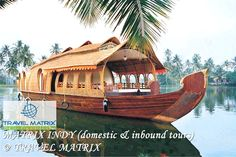 """MATRIX INDY"" Introduction (domestic & inbound tours) >>Kerala Regional Tours @ TRAVEL MATRIX"
