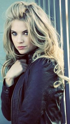 My Idol: Ashley Benson, you are a gorgeous successful women, I love your outlook