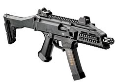 CZ SCORPION EVO 3 A1 9mm, i've wanted thissince i saw it at shot show last year!