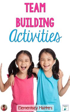 Team Building Activities - This post has several ideas to help children (or adults) work together as a team.