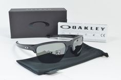 4a21f48431e Oakley SLIVER EDGE Polished Black Prizm Black Polarized OO9413-0465 NIB   fashion  clothing  shoes  accessories  mensaccessories ...