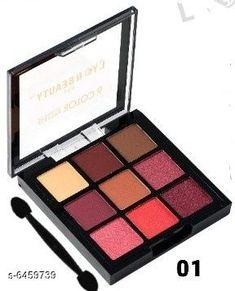 Eye Shadow Lyon Beauty Eyeshadow Product Name: Lyon BeautyEyeshadow Color: Multicolor Multipack: 1 Country of Origin: India Sizes Available: Free Size   Catalog Rating: ★4.4 (1795)  Catalog Name: Swiss Beauty Eyeshadow CatalogID_1028065 C178-SC2034 Code: 902-6459739-204