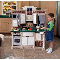 Little Chefs Can Flex Their Culinary Muscles With This Incredibly Lifestyle  Dream Kitchen.
