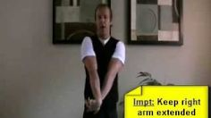 Tenisz könyök torna - YouTube