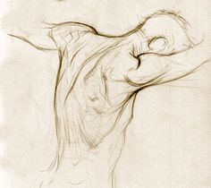 Life drawing by ~Trabbold