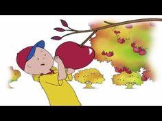 Caillou FRANÇAIS - Caillou va au magasin (S04E14) | dessin animé complet - YouTube