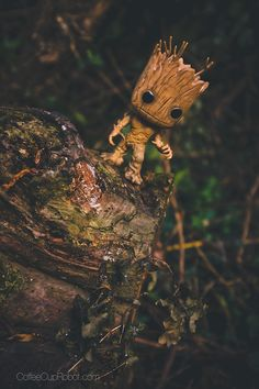 Funko POP! Groot from Marvel Guardians of the Galaxy