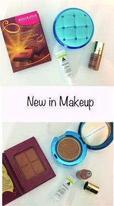 New in Makeup - beautiful beakers