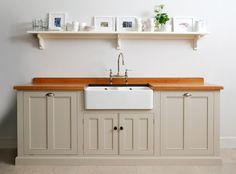 Bespoke Kitchens - The Classic English Kitchen - deVOL Kitchens | Handmade English Furniture