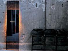 Wohnideen Außen-Wand Beleuchtung Originell