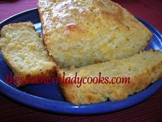 QUICK PEPPERY CHEESE BREAD | The Southern Lady Cooks