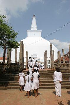 Sri Lanka temple | Sri Lanka ❁