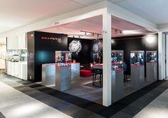 Design by Konform. Exhibition Booth, Basel, Design, Design Comics
