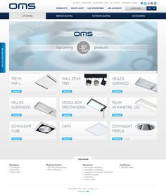 OMS ADVANCED - products list