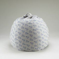 """30"""" Paper Airplanes Beanbag  
