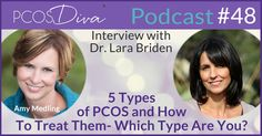 5 Types of PCOS and How to Treat Them- Which type are you? [Expert Interview] | Read More on PCOS Diva