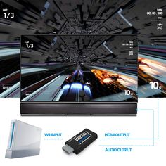 No Place Called Home analyzes and compares all tv settings for wii of You can easily compare and choose from the 10 best tv settings for wii for you. Console Wii, Nintendo Console, Wii U, Nintendo Wii, Fifa Games, All Tv, Jack Audio, Bad Picture, New Samsung