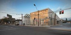 Architects: Marsino Arquitectos Asociados Location: Av. Independencia 1101, Independencia District, Santiago, Chile Project Architects: Jorge Marsino P.,