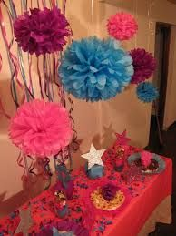 Image result for decoraciones infantiles con pompones